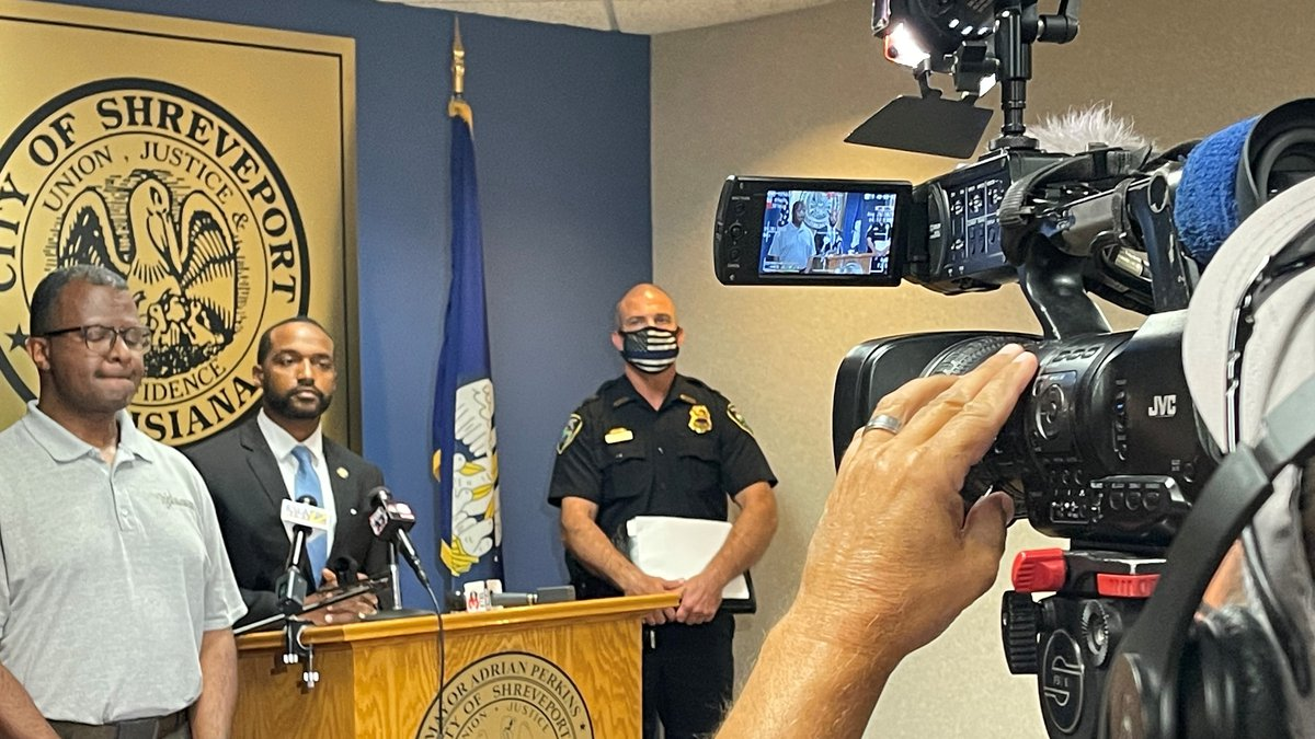 Shreveport Police Chief Ben Raymond announced Aug. 26, 2021 that is stepping down from his role.