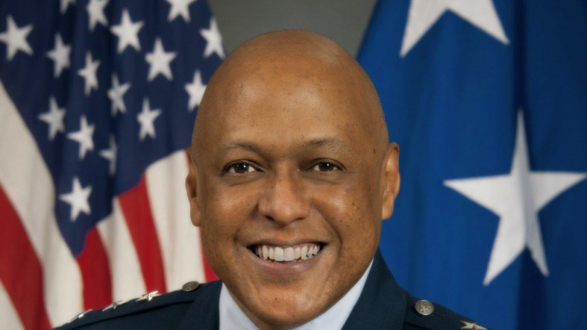 Lt. Gen. Anthony Cotton