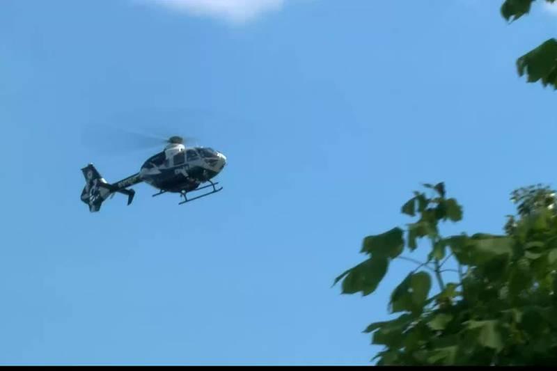 Two children thrown into Cross Lake; 1 dead