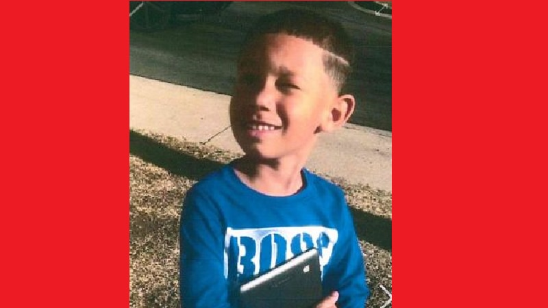 Julian Boyd, 6, was taken from a home in North Little Rock around 6 a.m. Friday, Jan. 3.