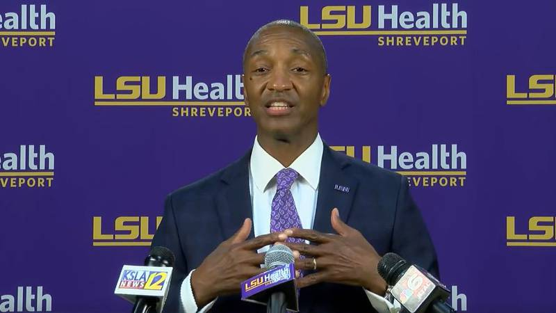 """""""The position we have at LSU is that once it's FDA-approved, we're going to ask that all of our..."""