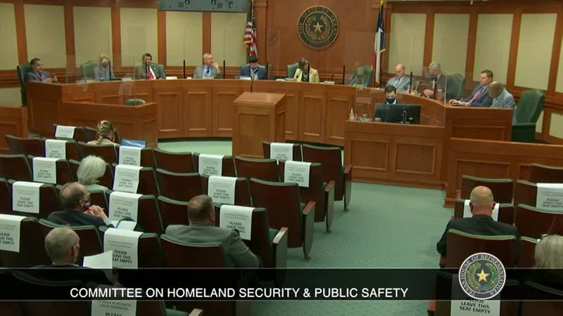 WATCH: State Rep. White presents bill on upgrading 911 service