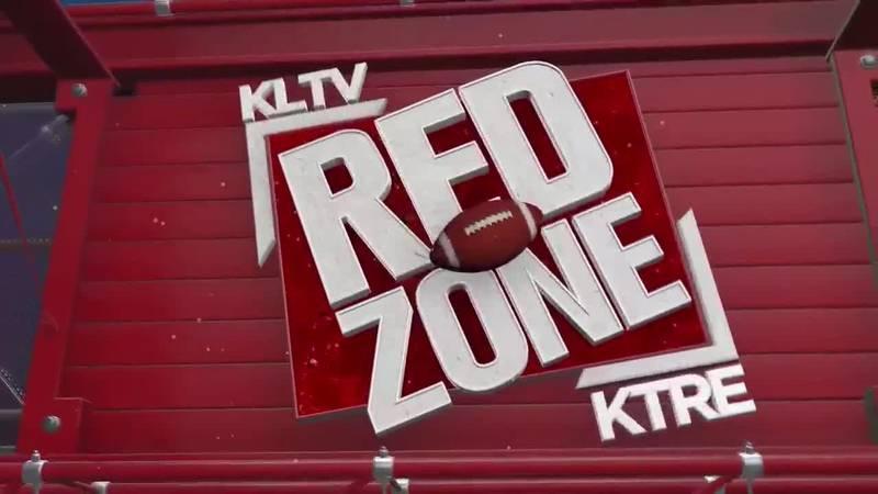 KLTV, KTRE Red Zone - Friday, WEEK 13, PART 4