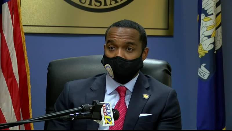 RAW INTERVIEW: One on one with Mayor Adrian Perkins