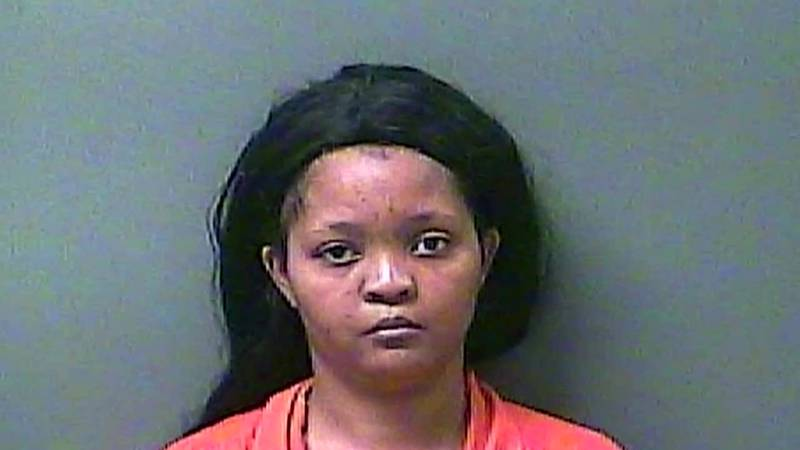 Police say an Indiana mother killed her husband, chopped up his body and put it in bags and...