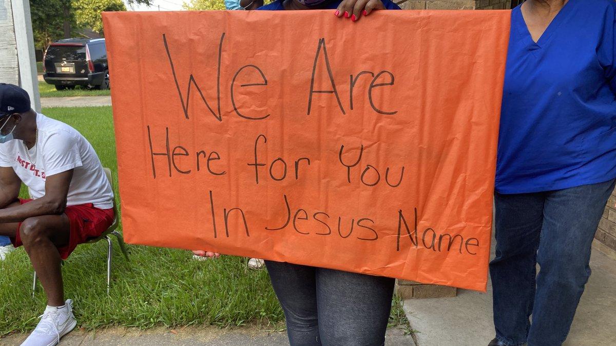 Shreveport church holding prayer walk, vigil to heal city from recent violence