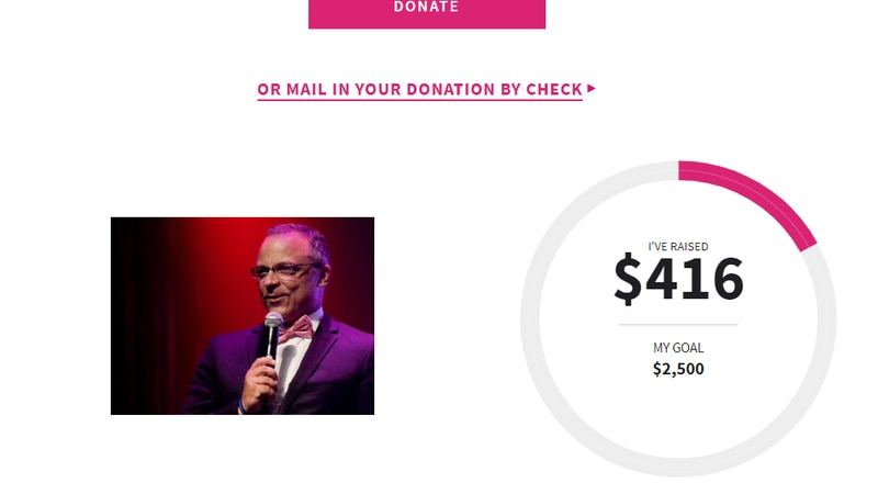 KSLA News 12's Doug Warner is once again joined 'Real Men Wear Pink' to raise money in the...