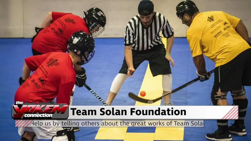 Yokem Connection - Team Solan Foundation