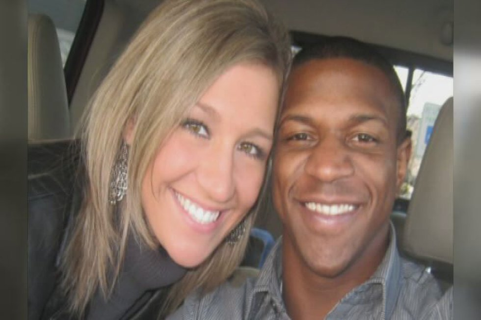 Alfred and Lauren Wright