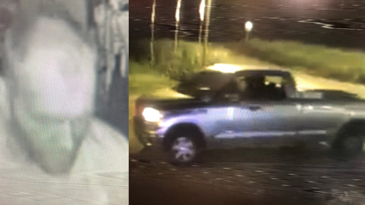 Authorities are sharing surveillance camera images in hopes of identifying this man, who is...