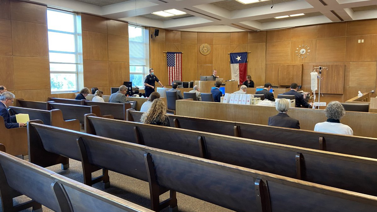 William Davis trial day 7