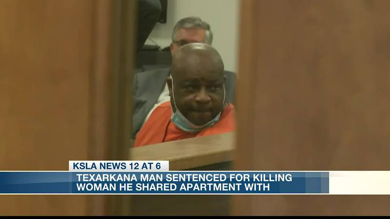 Texarkana man pleads no contest, gets life in prison for killing woman and burying her body