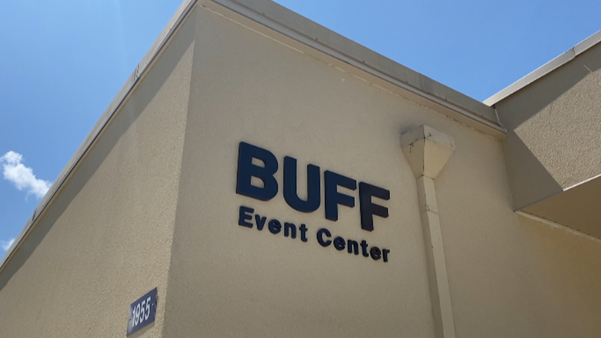 The BUFF Event Center at Barksdale is one of the first places an Airmen visits when they arrive...