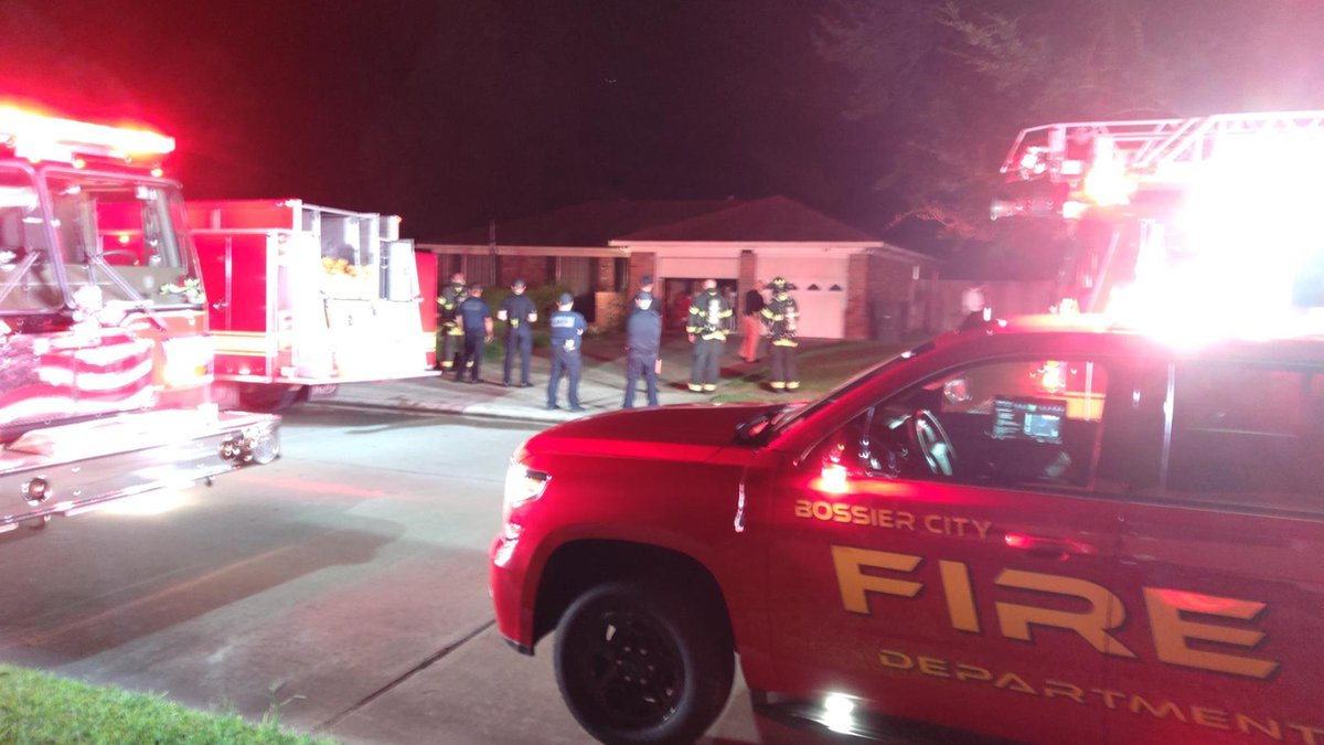 Crews got the call just after 2 a.m. to a home in the 3500 block of Ponderosa Drive.  Before...