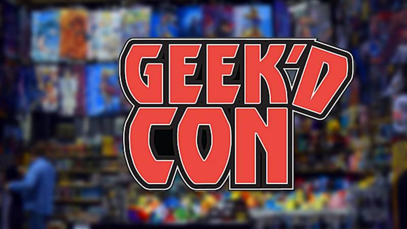 Geek'd Con kicks off on Aug. 13.