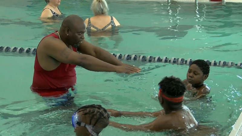 Community Renewal is offering summer swimming lessons to kids.