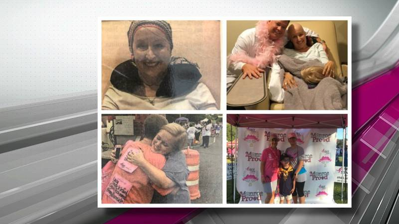 Lauren Lancaster is celebrating five years as a breast cancer survivor. A resident of West...