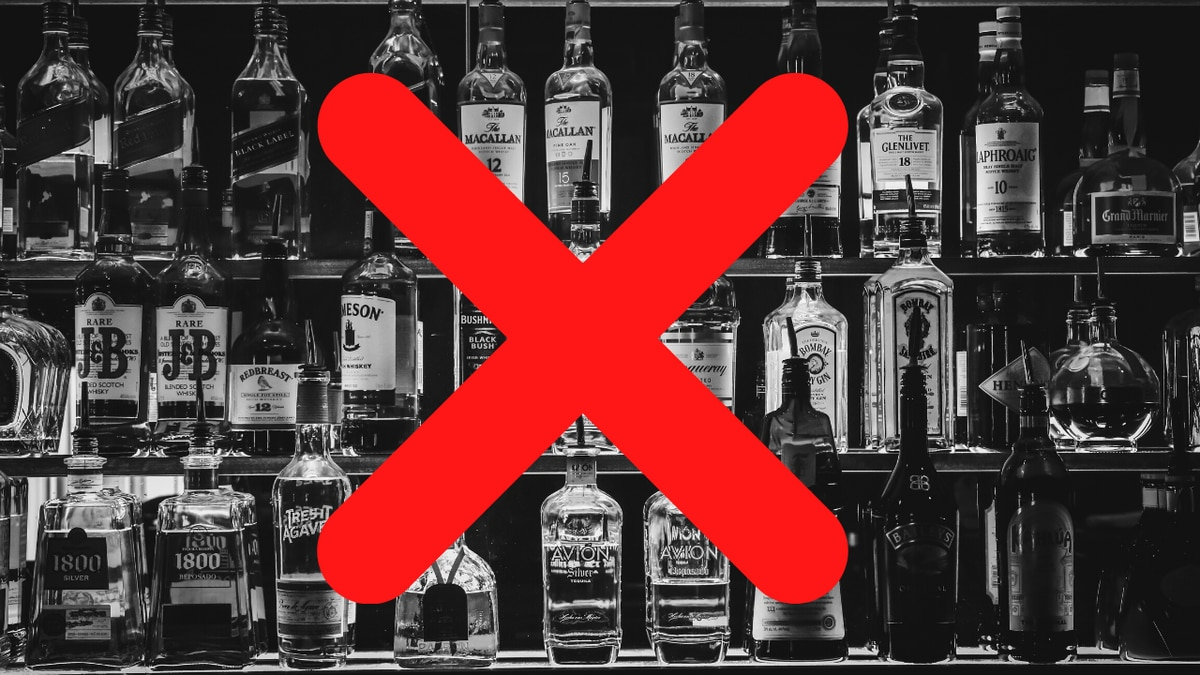 Alcohol sales have been suspended in a portion of Lafourche Parish following Hurricane Ida.
