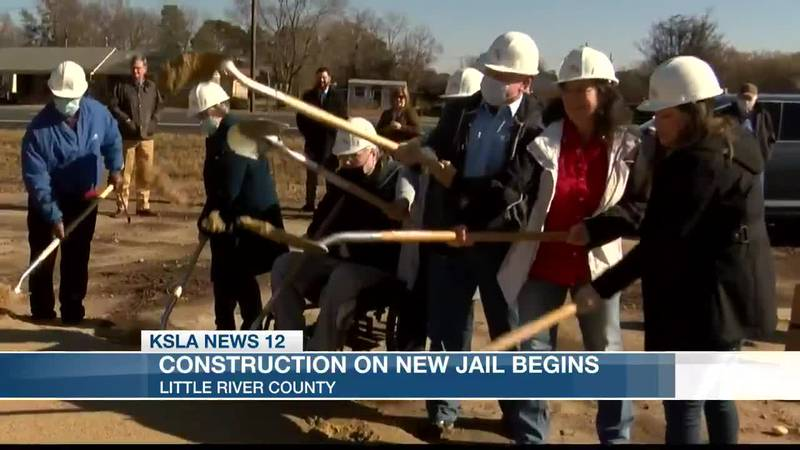 Jail under construction now will make community safer, Little River County sheriff says